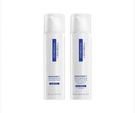 ZO MEDICAL BRIGHTENEX SKIN BRIGHTENER & CORRECTING CREME (1%/0,5% RETINOL) - 75 мл